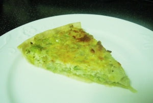 Leek Pie - Healthy Love