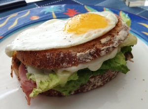 Frenchy Sandwich (façon Lucie)